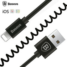 Baseus Fast Charging Data Sync USB Cable for iPhone 7 6 6S Plus 5 5S IOS7/8/9/10