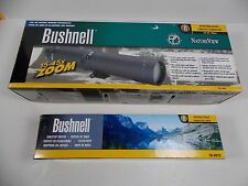 Bushnell NatureView 15-45x60 Compact Spotting Scope Rubberized Body Black 78164