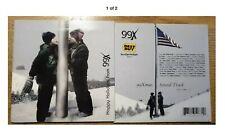 99X 99Xmas Soundtrack Volume 2 CD ALTERNATIVE ROCK Christmas Atlanta 2001 ISSUE