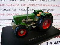 TR136G Tracteur 1/43 universal Hobbies DEUTZ 130 06 1972