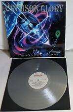 Crimson Glory Transcendence Silver Vinyl LP Record new