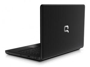 Compaq Presario CQ56 Notebook Intel Celeron 900 4GB 128GB SSD Win 10 Pro