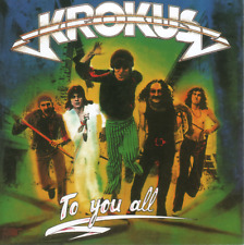 Krokus - To You All (2001) (Sound Service - 200195-2) (Rare Sold Out Edition)