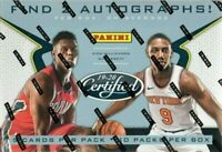 2019/20 CERTIFIED BASKETBALL FACTORY SEALED IN STOCK FREE SHIP