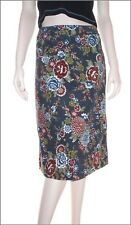 Brand New With Tags East Women's Corduroy Floral  Skirt size UK 8  EUR 36