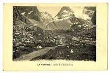 CPA 73 Savoie La Vanoise Le Col de la Grande Casse