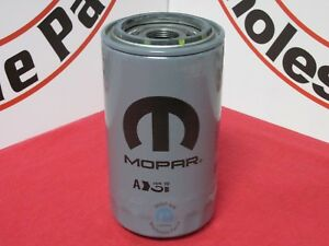 DODGE RAM Cummins Turbo Diesel Replacement Oil Filter NEW OEM MOPAR