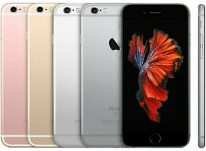 Apple iPhone 6s Plus 16GB 32GB 64GB 128GB - Fully Unlocked Network