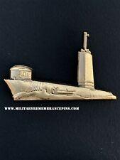 Oberon Class Submarine Lapel Pin (66)