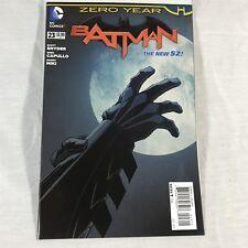 Batman #23 New 52 (August 2013, DC) Snyder, Capullo 1st print 23 Zero Year