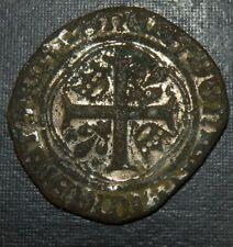 Medieval Silver Coin Lot 1200's-1400 Ad Crusader Templar Cross Ancient Shield +