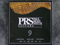 PRS 9-42 Gauge Set Electric Guitar 6 Strings Custom SE CE Paul Reed Smith