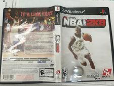 NBA 2K8 - PlayStation 2 PS2