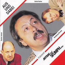 WOLFGANG STUMPH, G.ANTRAK, D.ROTHE - CD - ANTRAK AUF STUMPHsinn - AUS UND DABEI