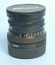 USED BRONICA 50mm F3.5 LENs for SQA (i) GOOD CONDITION