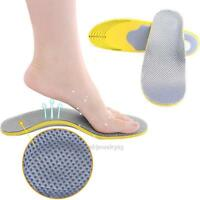 Unisex Orthotic Orthopedic Arch Support Insert Sport Shoe Insole Pad Pain Relief