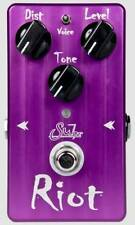 Suhr Custom Riot Distortion Electric Guitar Effects Pedal