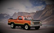 1978 78 Dodge Ramcharger 440 Collectible / Diorama Model 1/64 Scale