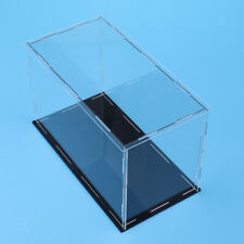 Clear Acrylic Display Case Box for Action Figure Model Doll Toys 40x10x11cm