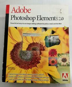 Adobe Photoshop Elements 2.0