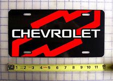 CHEVROLET / CHEVY CUSTOM LICENSE PLATE / CAR TAG