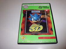 PC  Sonic 3D (GreenPepper)