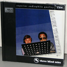 XRCD CD TBM-XR-5003: M. Imada & G. Mraz - Alone Together - 1997 Japan OOP SEALED