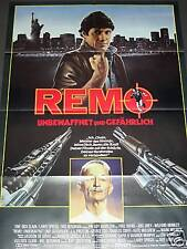 REMO - Guy Hamilton + Fred Ward    Filmplakat