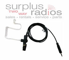 Motorola Listen Only Earpiece RLN5313B HT1000 XTS3000 XTS5000 MTS2000 XTS1500