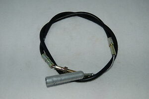 """EMERGENCY BRAKE CABLE 42-1/2"""" FOR WILLYS JEEP CJ2A 1945-49 # 640353"""