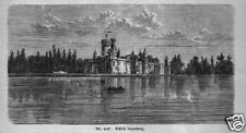 ÖSTERREICH - LAXENBURG - SCHLOSS LAXENBURG - 1893