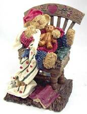 Carol Kirby Cottage Collectible Sleepy Bear Pj Sweet Dreams Hugs Blanket & Teddy