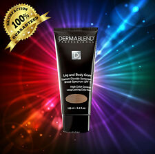 "Dermablend SPF 15 Leg And Body Cover"" NATURAL(TAN HONEY) 3.4Z *NEW IN BOX*"