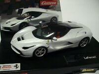 Carrera Evolution LaFerrari (white metallic)  27478