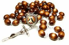 Edith Stein brown relic rosary Europe; loss of parents martyrs World Youth Day