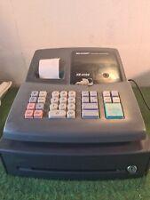 Sharp XE-A102 Cash Register fully working