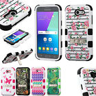 For Samsung Galaxy Sol 2 Rubber IMPACT TUFF Hybrid KICKSTAND Case Cover