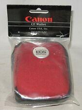 Canon CF wallet case