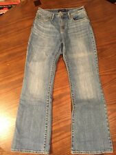 Women's Levi's Bold Curve Boot Cut Jeans Tag Sz 6/28 Meas 26x29 EUC Awesome Fade