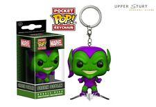 Pop Spider Man Green Goblin on Glider US Exclusive Pocket Pop Keychain