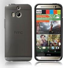 Housses et coques anti-chocs noir transparent pour téléphone mobile et assistant personnel (PDA) HTC