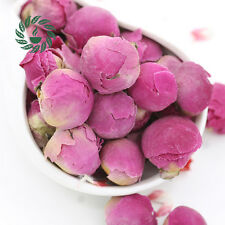 Natural Chinese Pink Peony Rose Bud 100g blooming Flower tea Healthy Anti-Aging