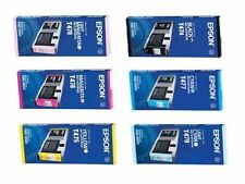 6 Original Ink Epson Stylus Pro 9500 / T4740 T4750 T4760 T4770-T4790 Cartridge