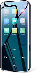 32Gb Mp3 Player With Bluetooth 5.0, Ruizu Hifi Lossless Music Player With Fm Rad