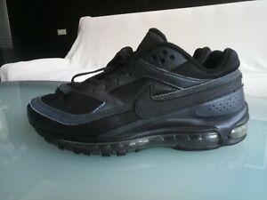 Zapatillas deportivas de hombre negras Nike Air Max | Compra ...