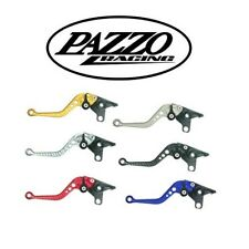 07-16 ZX6R ZX6RR Kawasaki Pazzo Racing Levers Brake & Clutch Set