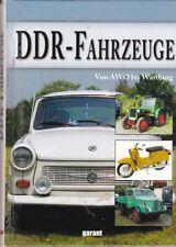DDR-Fahrzeuge - von AWO bis Wartburg, 2016