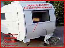 Bulktex® passend f Qek Junior Wohnwagen Camping Fenstergummi Scheibengummi Vorne