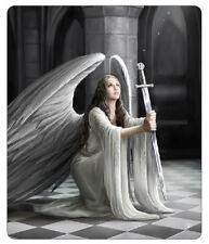 Anne Stokes The Blessing Blanket Polar Fleece Throw Gothic Bedding Angel Sword