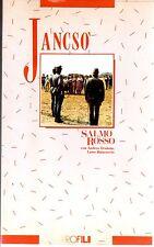 Salmo Rosso (1972) VHS General Video Miklos Jancsò Lajos Balazsovits  UNICA